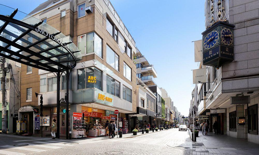 横浜の貴婦人♡プチセレブな一日 横浜元町でショッピングを満喫♪ ホテル70階(277m)で優雅なブッフェ